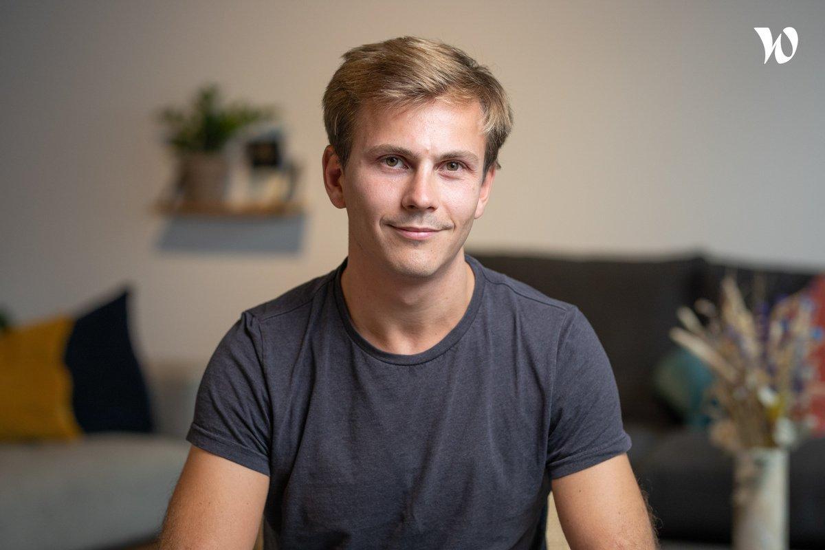 Meet Quentin Maurice, CTO, CPO & Co-founder - Shipup