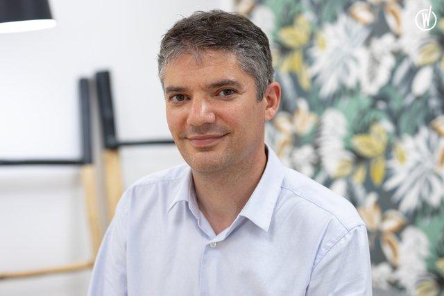 Rencontrez Michael, CEO - Algoan