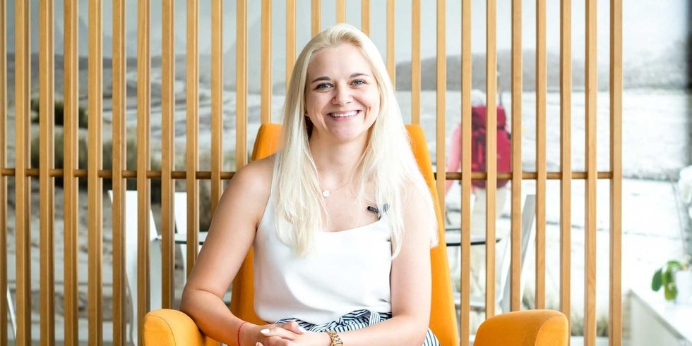 Nicola Vavírková, Head of Social & Project Manager - Marketup