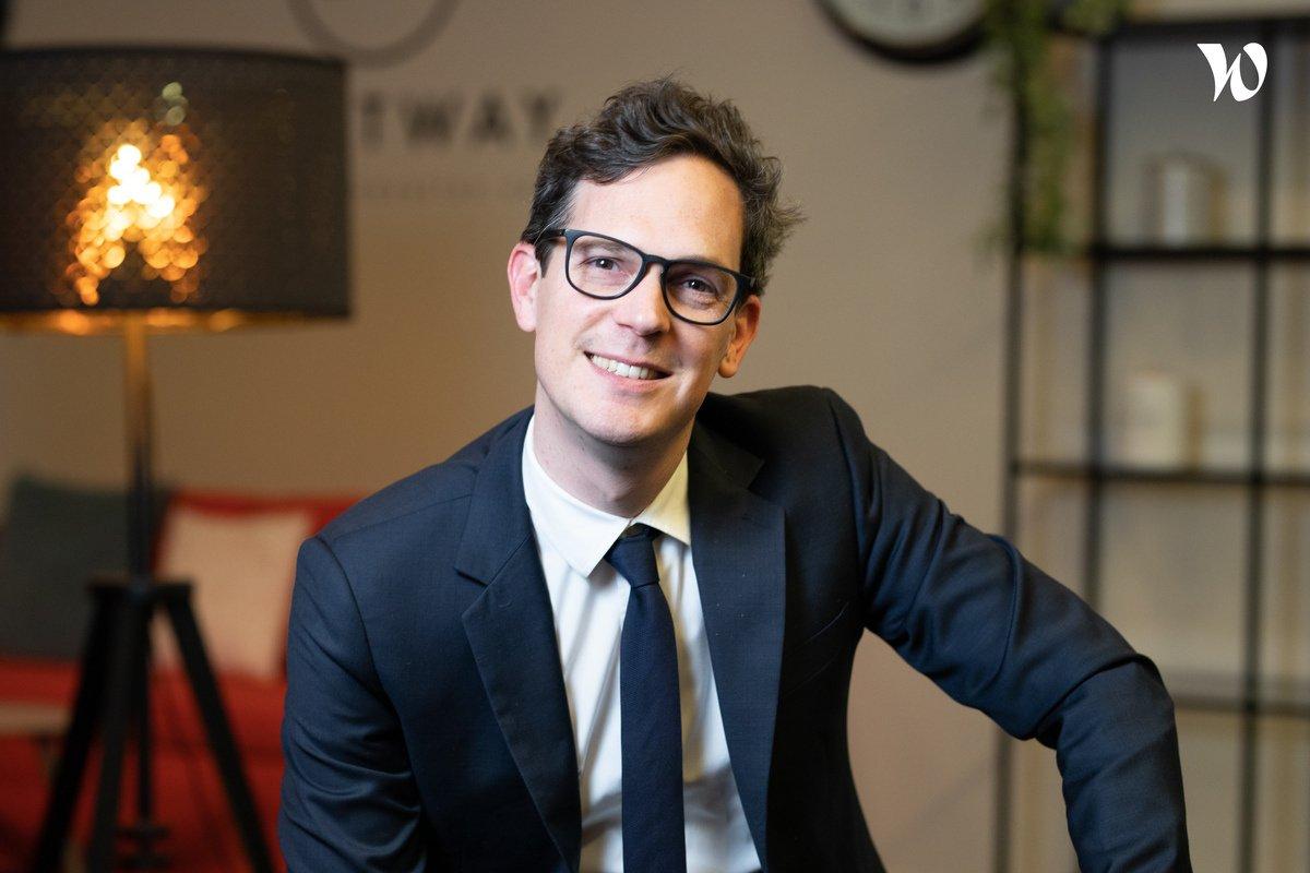 Rencontrez Vincent, PDG du Groupe  - Virage Energy