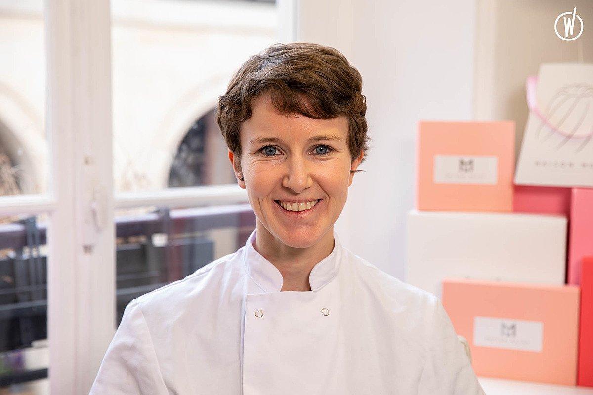 Rencontrez Astrid, Responsable production pâtisserie - Maison Mulot