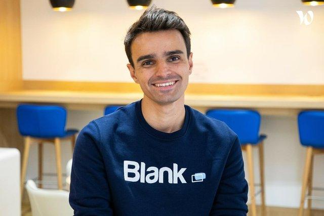 Rencontrez Simon, Fondateur et CEO - Blank
