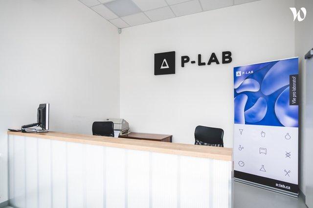 Kontakt se zákazníky - P-LAB