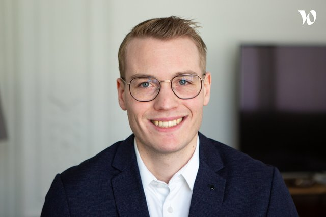 Rencontrez Benjamin, Chef de projet social ads - Teaminside