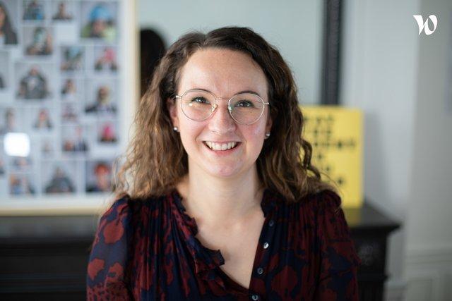 Rencontrez Diane, Talent Manager - Bartle