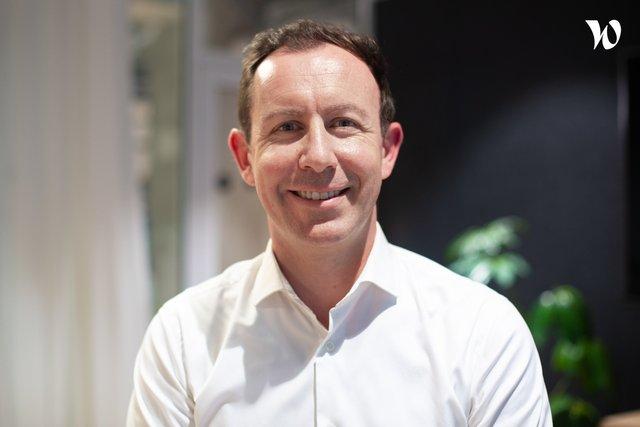 Rencontrez Hervé, CEO - Archipels