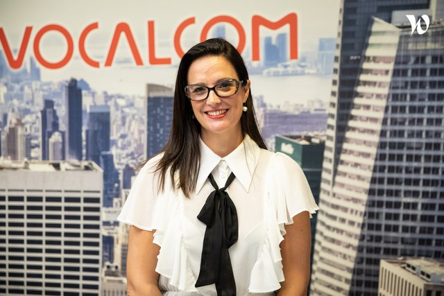 Conoce a Ombeline, Country Manager Tunisie - Vocalcom