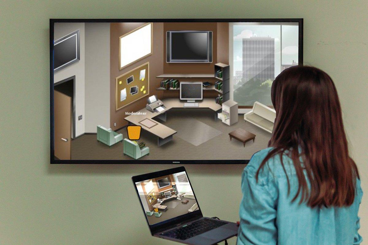 Bureau virtuel : le maillon fort du travail hybride