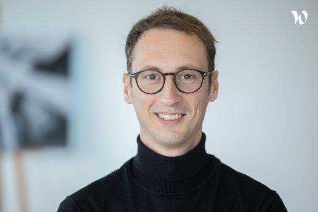 Rencontrez Johann, Responsable d'exploitation - Formation professionnelle - Elithis