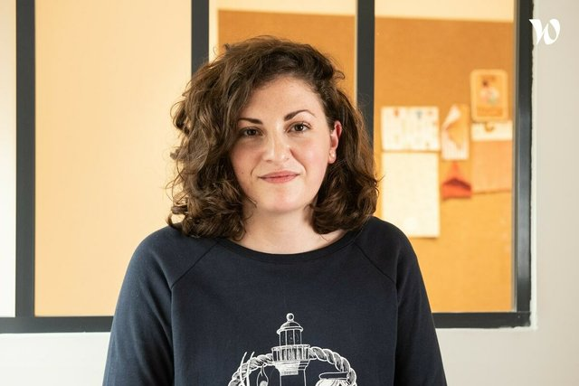 Rencontrez Déborah, RESPONSABLE SERVICE CLIENT - Tajinebanane