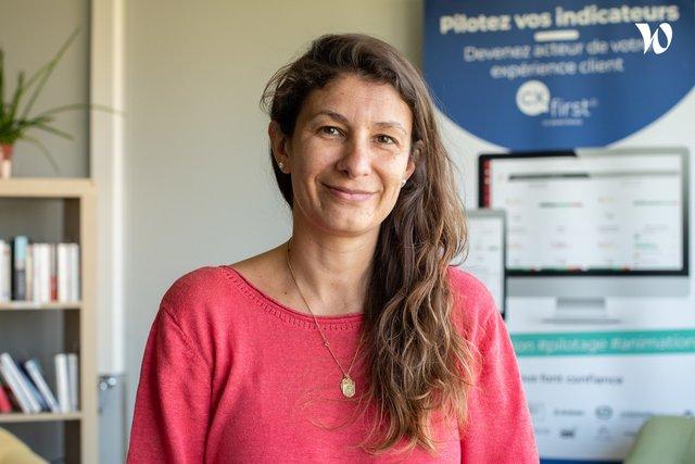Rencontrez Aline, Consultante - Qualimetrie