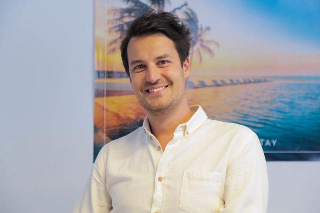 Rencontrez Romain, Directeur Marketing - PerfectStay