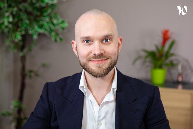 Rencontrez Quentin, Account Executive - Unow
