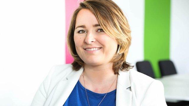 Rencontrez Murielle, Directrice des ventes Corporate France - Nameshield