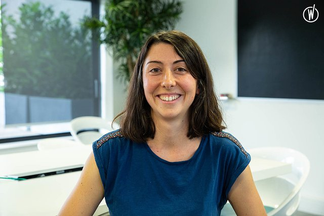 Meet Margaux, Junior Developper - Wezen