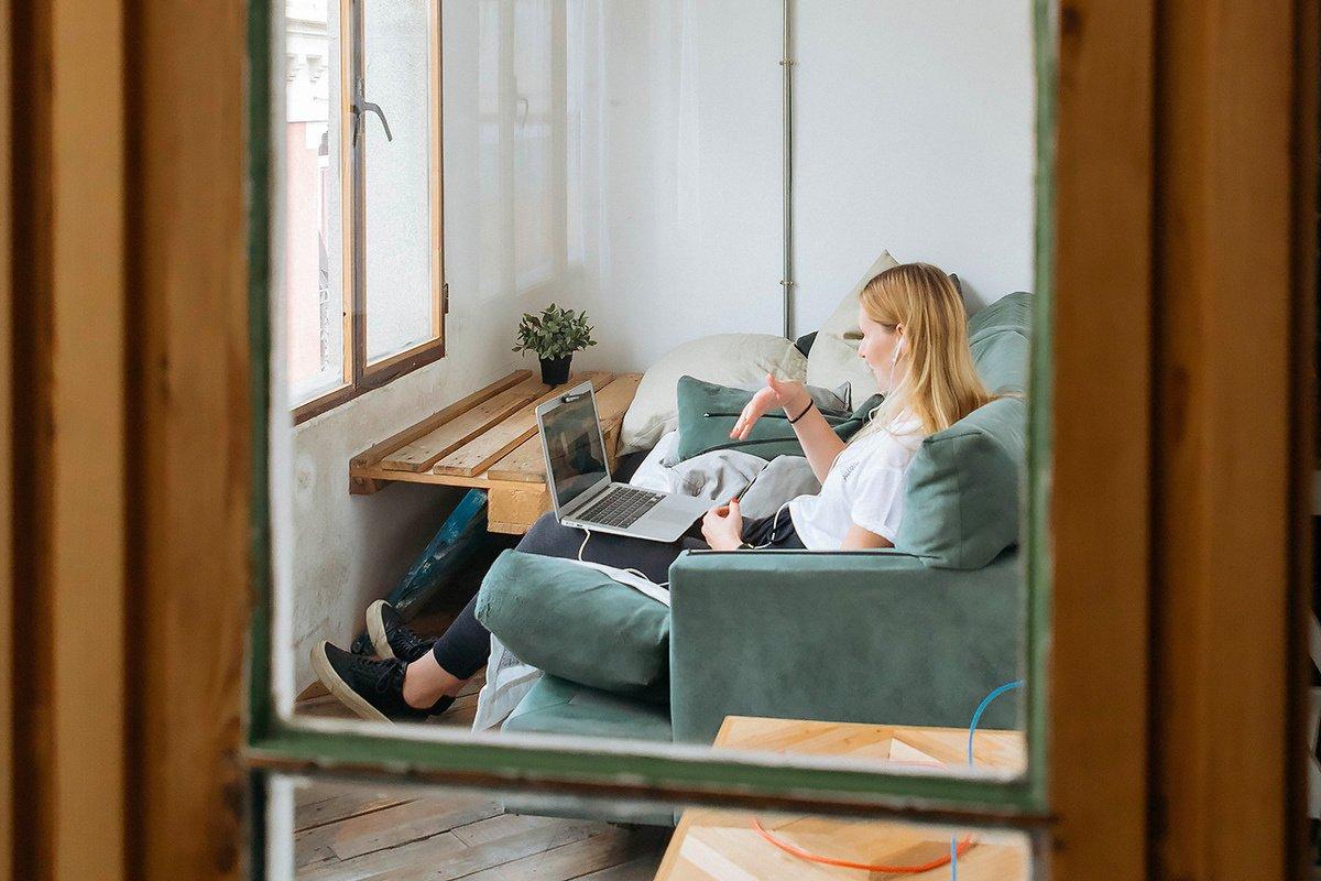 5 rád, ako sa pripraviť na video pohovor
