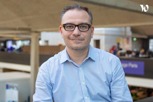 Rencontrez Maxence, CTO & Co founder - Bulldozair
