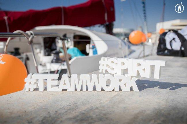 Découvrez la Culture d'entreprise chez TeamWork - TeamWork