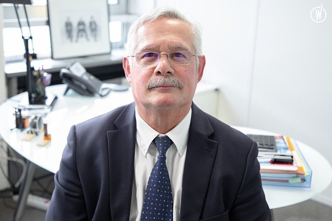 Rencontrez François, Fondateur  - SDZ ProcessRéa