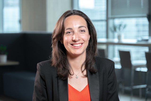 Rencontrez Camille, Chef de projet - ENGIE Groupe