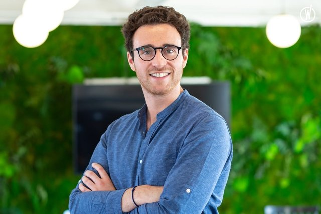 Rencontrez Grégoire, Head of Sales - Club Employés