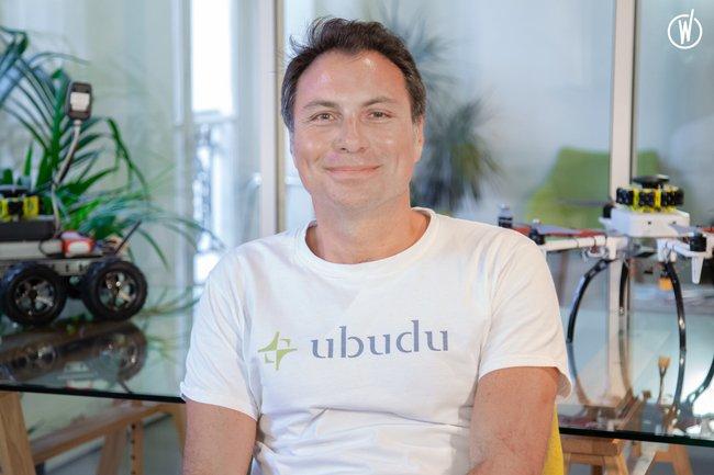 Rencontrez François, Co-fondateur - Ubudu