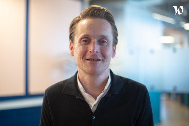 Rencontrez Nicolas, Directeur des Opérations - WiredScore