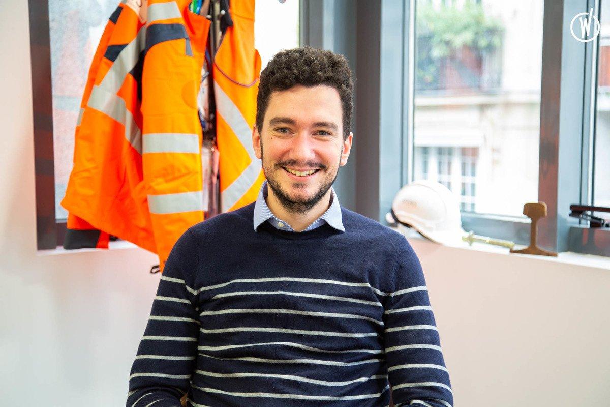 Rencontrez Arnaud, Responsable Adjoint Pôle Appel d'Offres - SFERIS