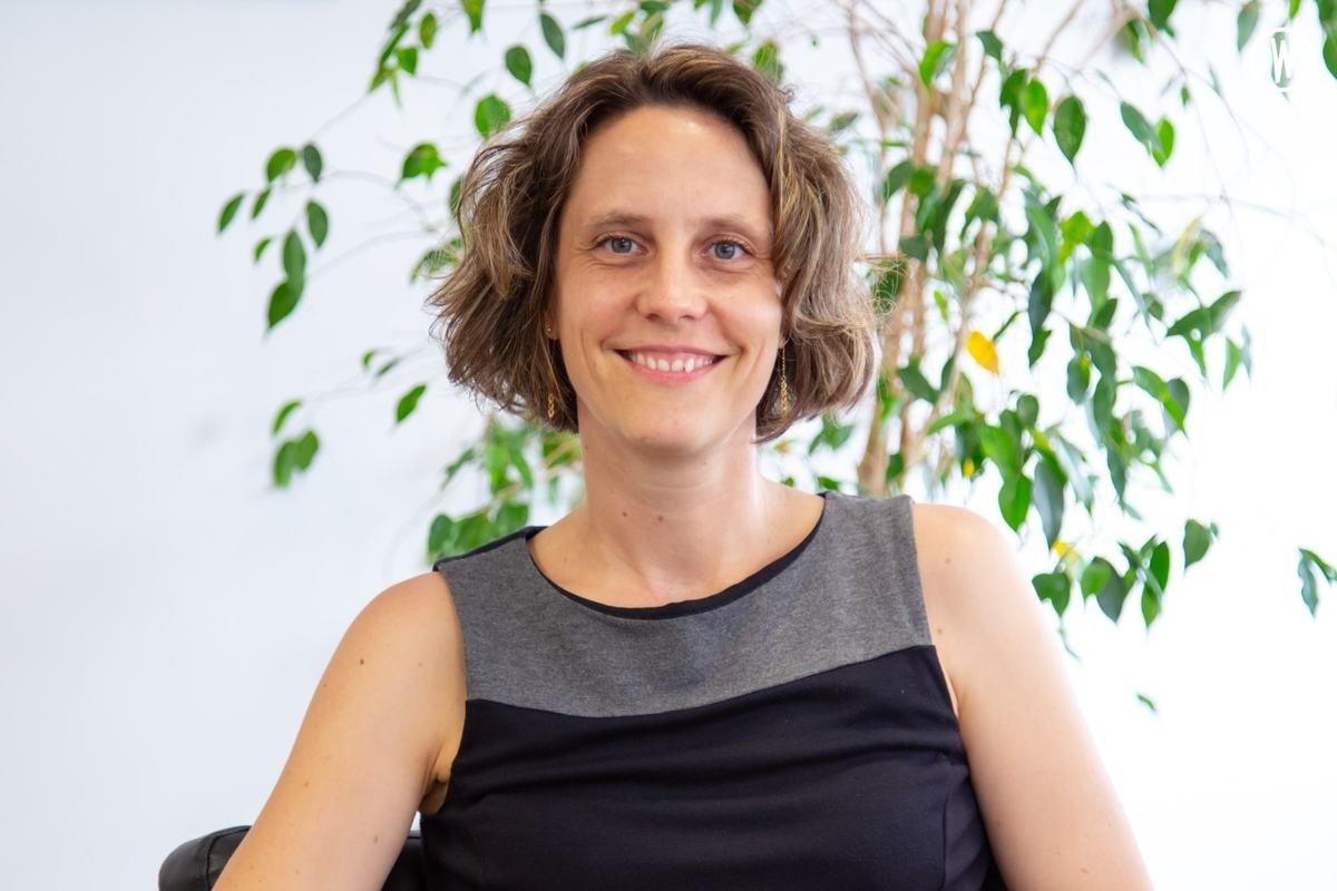 Rencontrez Marie, Responsable du Centre de services - GIE SESAM-Vitale