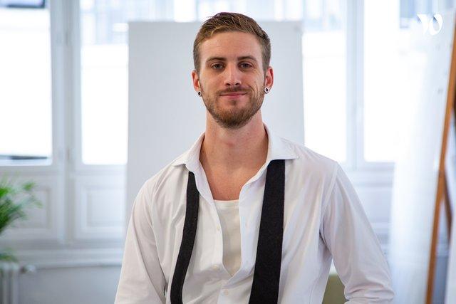 Rencontrez Jordan, Lead Designer - bluenove