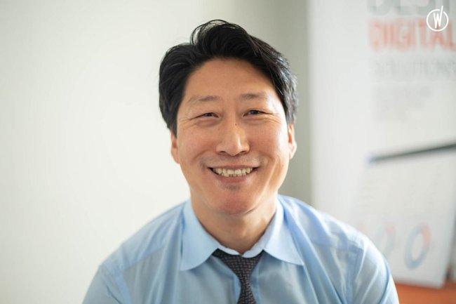 Rencontrez Marc, Director Business Development - EQS Group