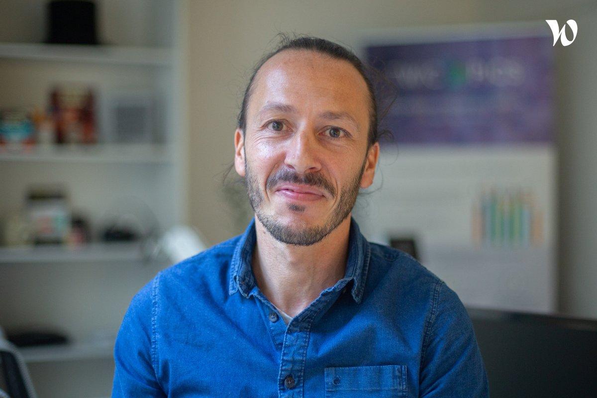 Rencontrez Florent Bourgeois, CEO - TwicPics