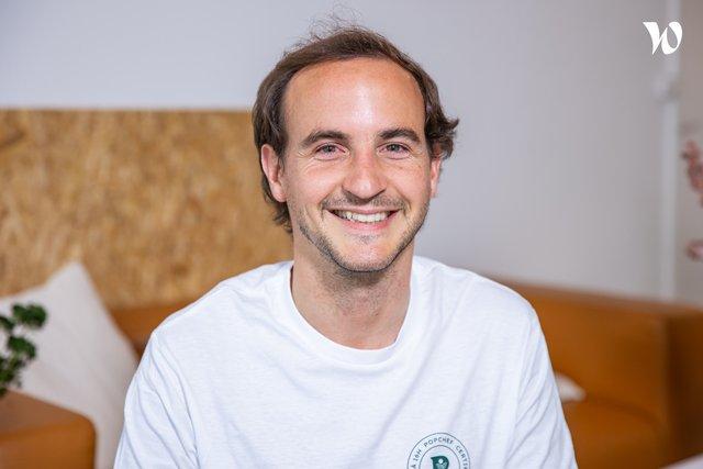 Rencontrez Charles Henri, Directeur Finance et Opérations - Popchef