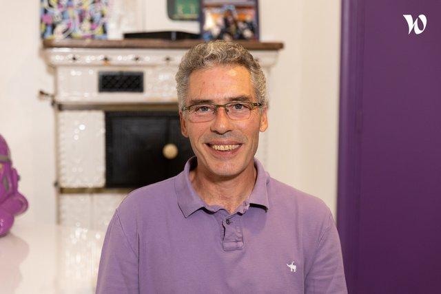Rencontrez Jérôme, Responsable des projets - DELTA RM