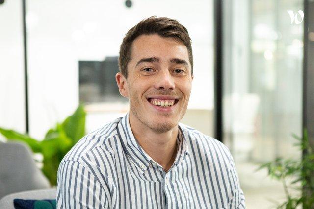 Rencontrez Romain, Facilitateur Junior - THiME