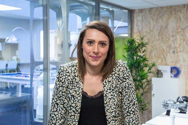 Rencontrez Emilie, Business Developer Grands Comptes (Makershop) - Hava3D