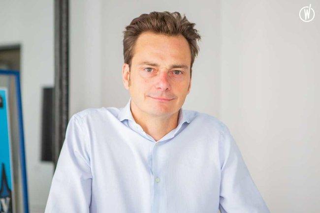 Rencontrez Max-Hervé, Associé fondateur - Bartle