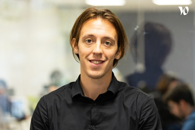 Rencontrez Gabriel, Customer Sucess Manager - Beekast