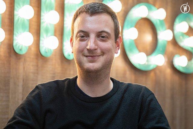 Rencontrez Romain, Développeur Fullstack - MiiMOSA