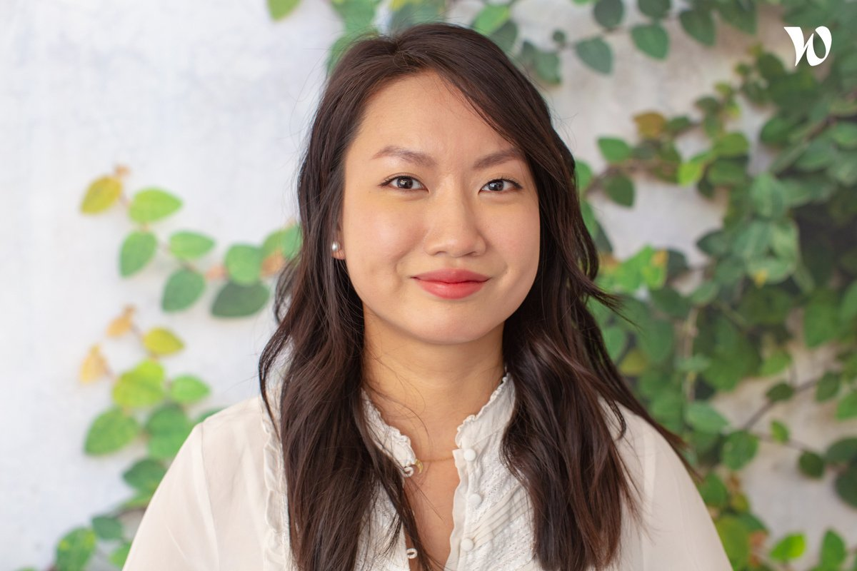 Meet Jacqueline, Chief of project Customer Success - Yseop