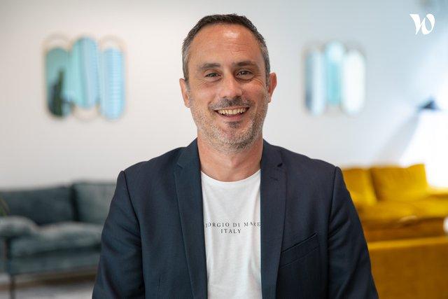Meet Patrick, Senior VP Market Development France - PRS IN VIVO