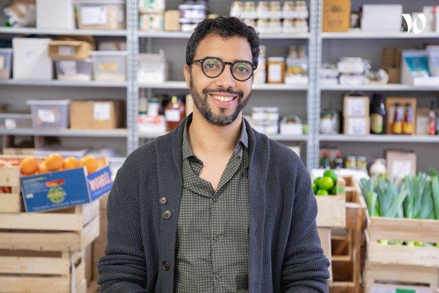 Rencontrez Younes, Co-fondateur - Rutabago