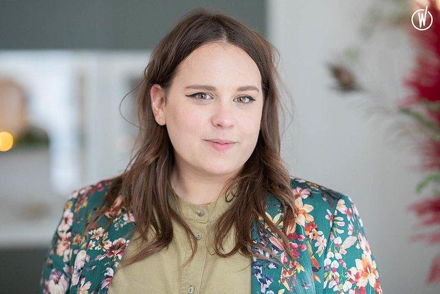 Rencontrez Marlène, Co-fondatrice - H.Theoria