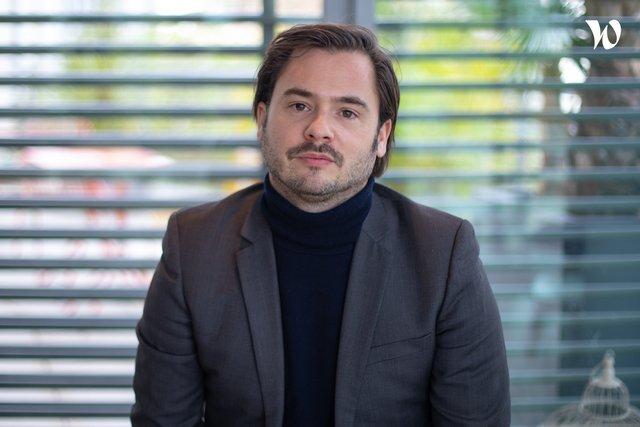 Rencontrez Cyril, Co-fondateur - Enderby