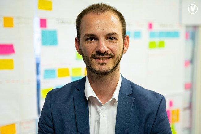 Rencontrez Yannick, Cyber Security Analyst - Stelliant