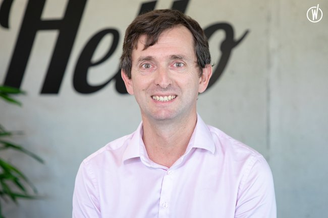 Rencontrez Guillaume, Président et co-fondateur - ARIADNEXT