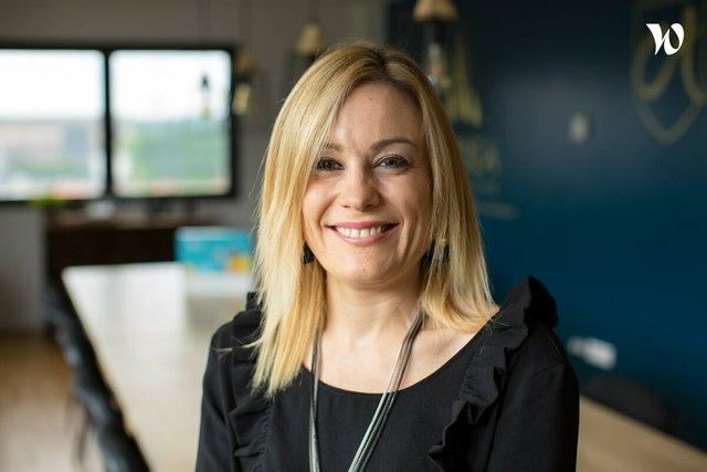 Rencontrez Jessica, Fondatrice - Chronodesk