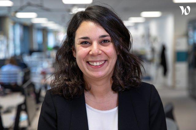 Rencontrez Aïda, Lead Consultante - Devoteam Management Consulting