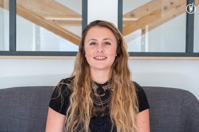 Meet Léa, Senior project manager - 2-30 Media