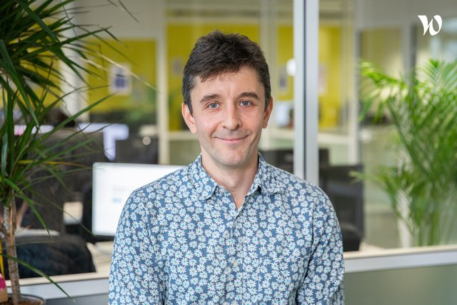 Rencontrez Alexander, Responsable Data scientist - Hello Watt